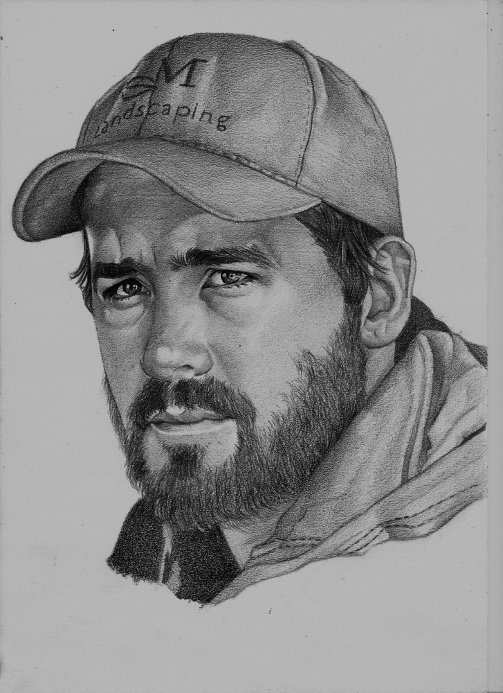 Ryan Reynolds by Exalion
